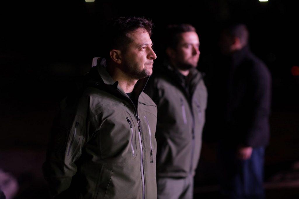Зеленский заявил, что возвращенные из российского плена корабли отремонтируют в течение трех месяцев