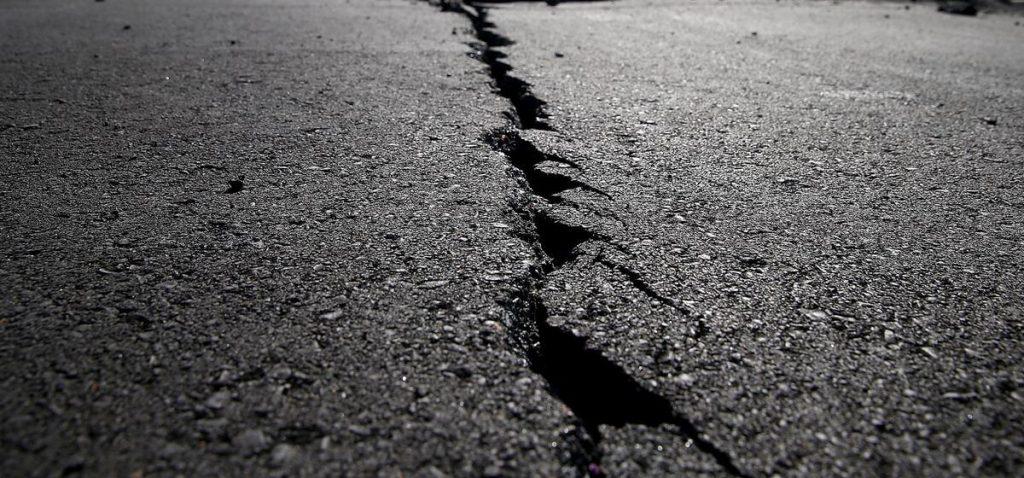 У Китаї стався потужний землетрус. Відео