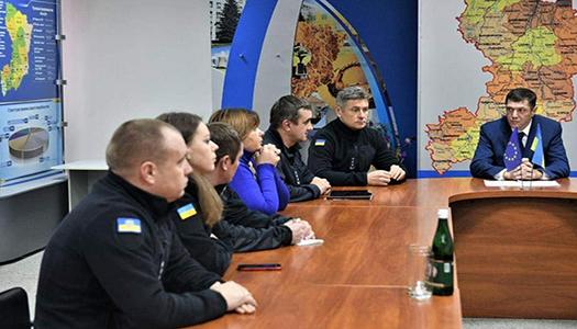 Українські рятувальники готуються до масштабних міжнародних навчань