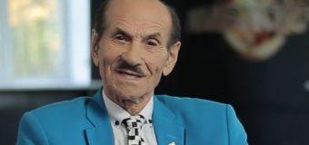 89-летний Григорий Чапкис закрутил новый роман