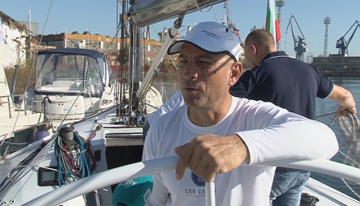 Установлен мировой рекорд по скорости пересечения Чёрного моря на яхте