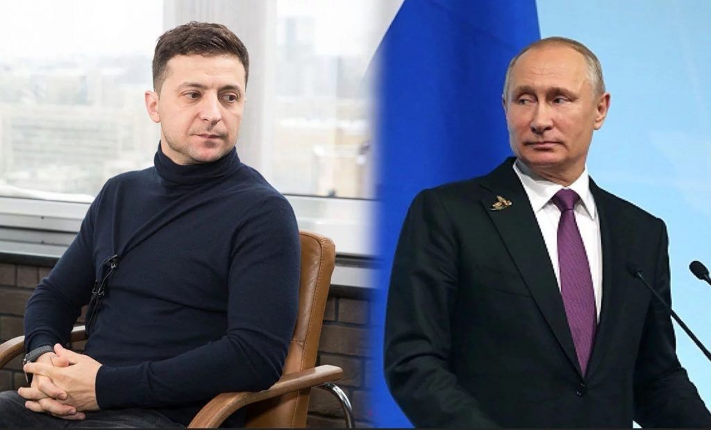Встречу Путина и Зеленского предлагают провести в Казахстане