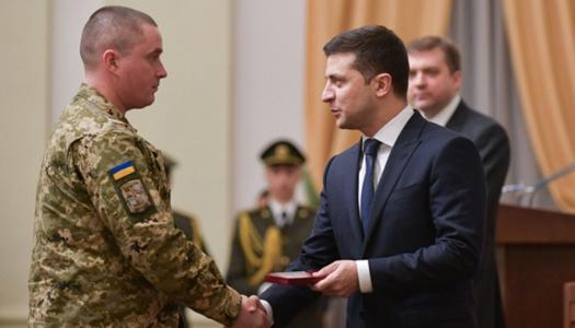 Зеленский заявил о полноценном реформировании всех сфер обороны страны