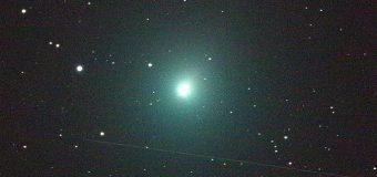Первая межзвездная комета пролетит максимально близко к Земле в декабре