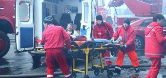 Пожар в Одессе: список госпитализированных студентов колледжа. Видео