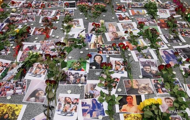 В Иране опознали тела ста погибших при крушении украинского самолета