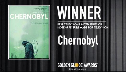 Мини-сериал «Чернобыль» завоевал «Золотой глобус»