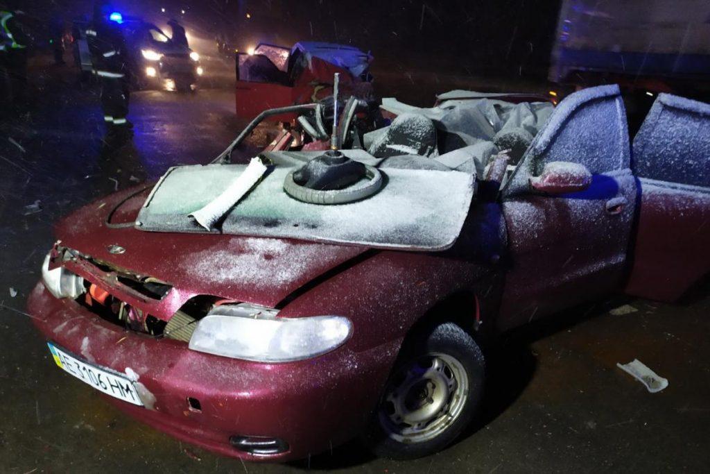 Пять человек стали жертвами ДТП на Харьковщине