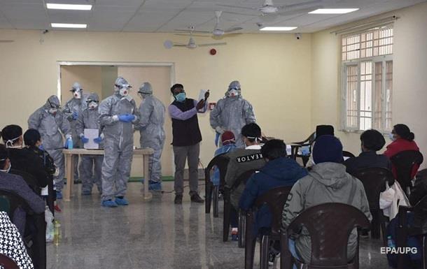 Стало известно сколько человек заболело и умерло за пределами Китая от коронавируса