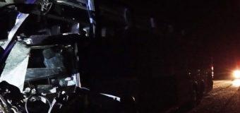 На трасі Київ-Одеса автобус зіткнувся з фурою