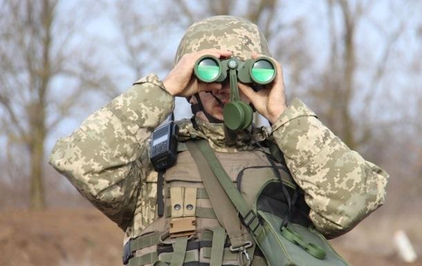 Сепаратисты атаковали украинских военных вблизи Зайцево