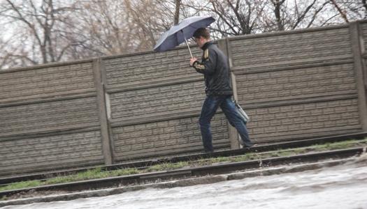 В Україні прогнозують дощі і грози