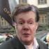Под ВР прошла акция протеста с «Януковичем» и «Пореченковым». Фото. Видео