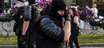 В Минске жестко задержали украинцев. Видео