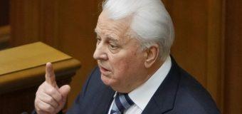 Переговоры по Донбассу застопорились: Кравчук заявил об ультиматуме РФ