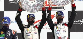 Гонщик Toyota Элфин Эванс выиграл Ралли Турции WRC. Фото