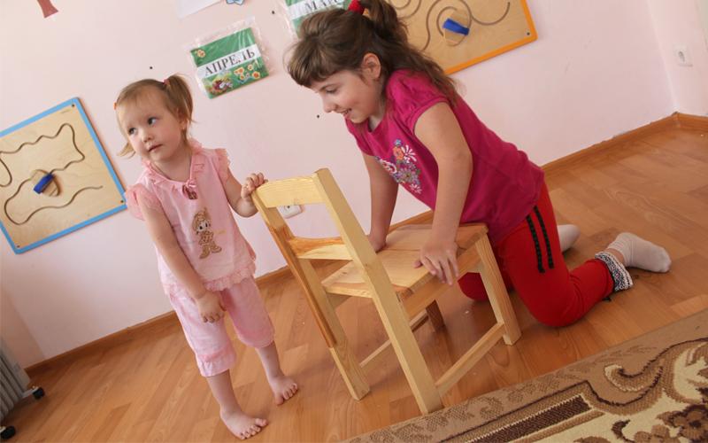 мебель, дети