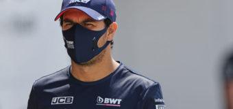 F1: Серхио Перес уходит из «Racing Point»