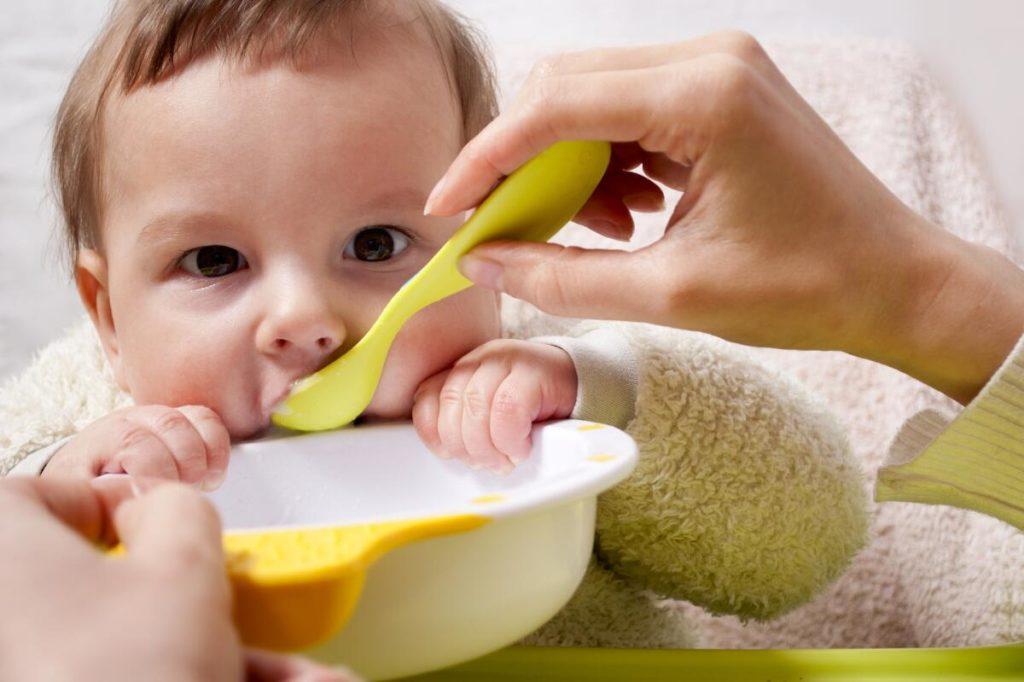 Выбираем детское питание правильно