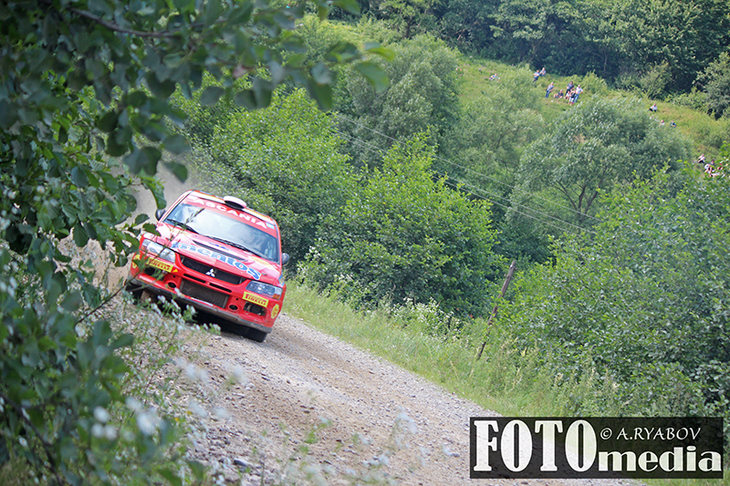 В Украине стартует ІІІ этап по ралли «XVIII Rally Galicia»