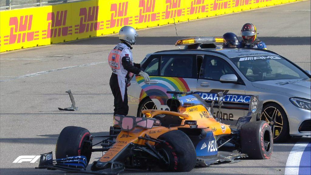 Пилот F1 Себастьян Феттель назвал гонку в Сочи скучной