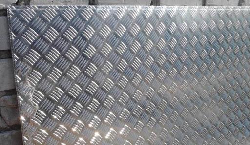 Лист алюминиевый рифленый: 4 сферы использования