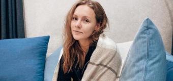Алена Шоптенко заботела коронавирусом