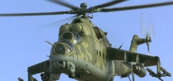 В Баку заявили, что по ошибке сбили российский вертолет