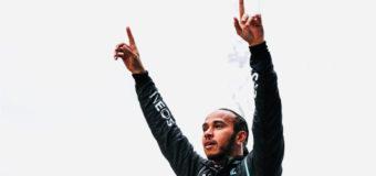 Льюис Хэмилтон стал семикратным чемпионом «Формулы-1»