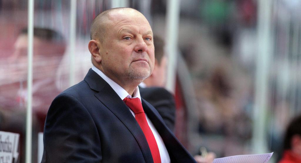 Федор Канарейкин выразил мнение об игре команды Игоря Ларионова