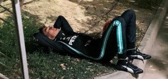 Пилот Mercedes Джордж Расселл потерял победу из-за ошибок команды