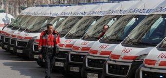 В Украине снова установлен рекорд госпитализаций с COVID-19