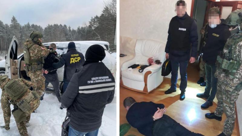 На Львовщине должник заказал похищение кредитора