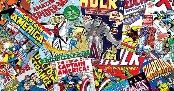 Комиксы в современном мире