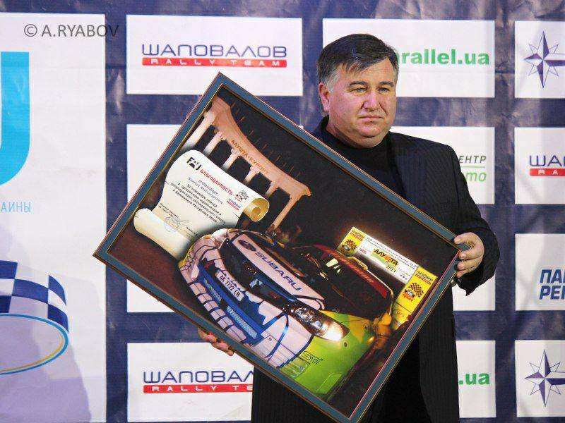 Светлая память: Виктор Шаповалов навсегда останется в спортивной истории Украины. Фото