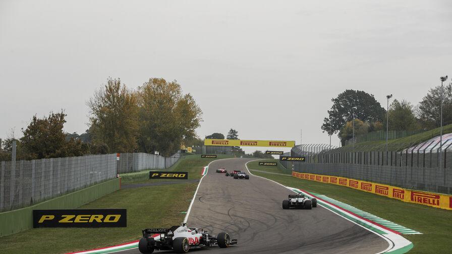 Второй этап «Формулы-1» состоится 16-18 апреля