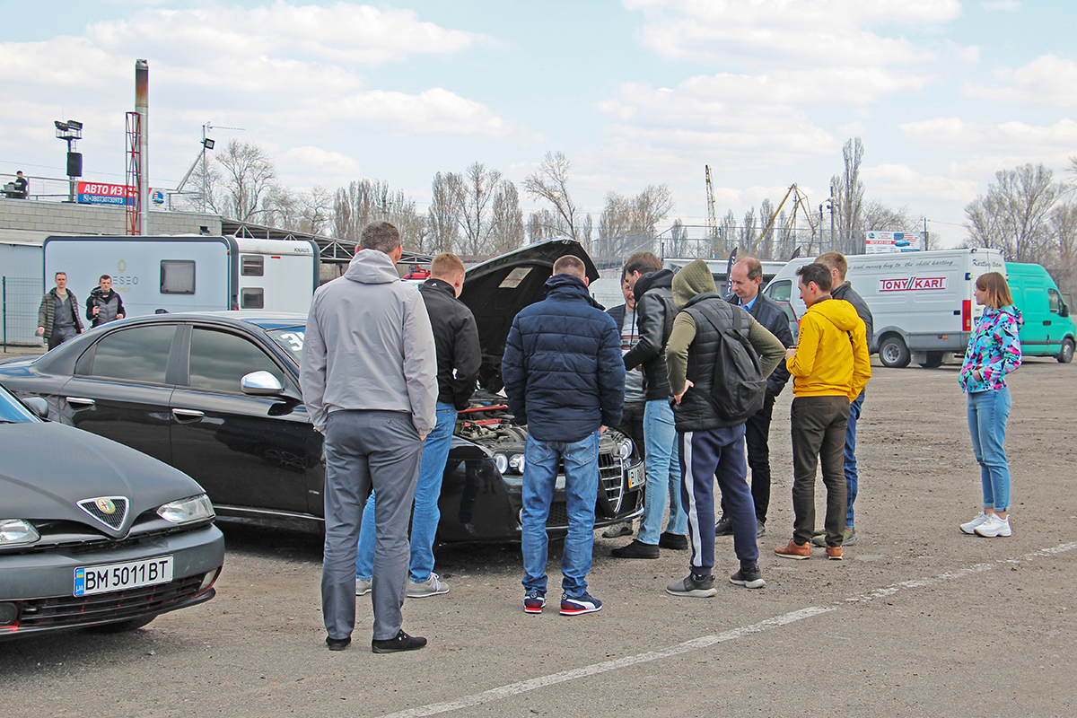 Open Air AlfaClub Racing