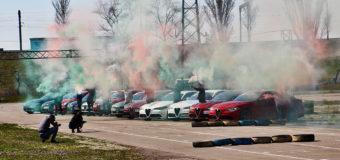 Альфисты в Днепропетровской области провели драйвовый трек-день. Фото и видео