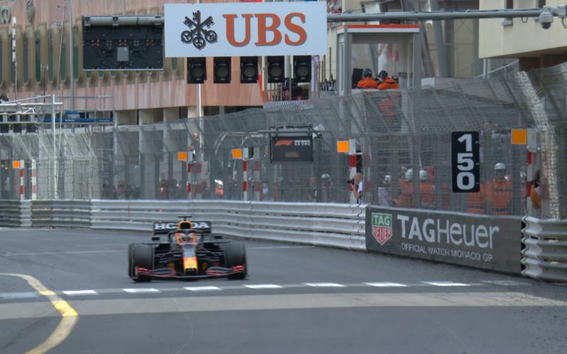 Формула-1: Макс Ферстаппен выиграл Гран-при Монако