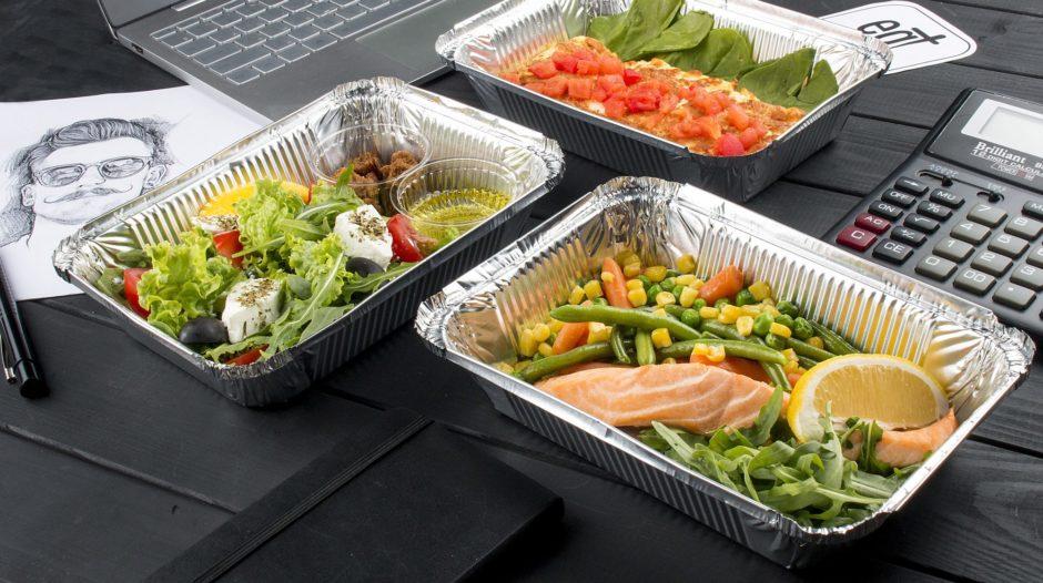 Доставка домашних обедов в офис – полезно и вкусно