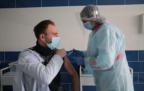 Темпы вакцинации намерены увеличивать в 1.5 раза