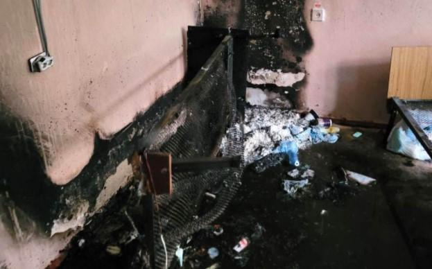 В больнице на Киевщине вспыхнул пожар, есть жертвы. ФОТО
